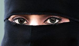 Woman from Saudi Arabia