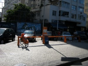 Rio de Janeiro bike share