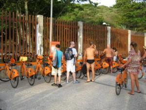 Rio de Janeiro bike-share