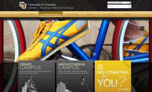 Bike-commute to campus