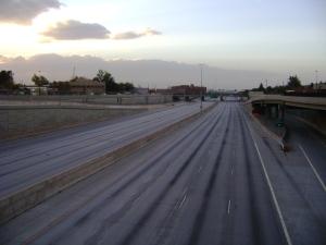 I-25 Denver closed for presidential debate